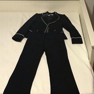 Tahari Suit: jacket and pant